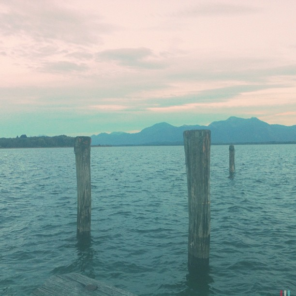 am Chiemsee XVIII